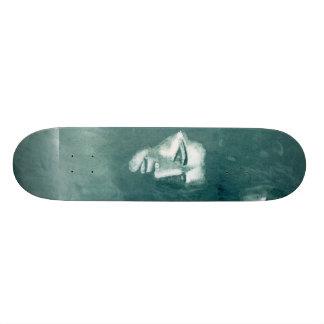 Face Print 1 Skate Deck
