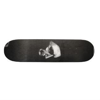 Face Print 2 Skateboard Deck