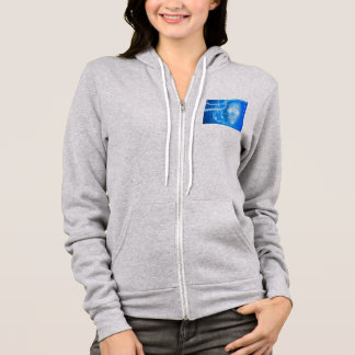 Face Recognition Facial Technology Background Hoodie