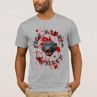 Face Ripper Monkey: Circle of Blood T-Shirt