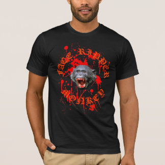 Face Ripper Monkey - even MORE hard-core T-Shirt
