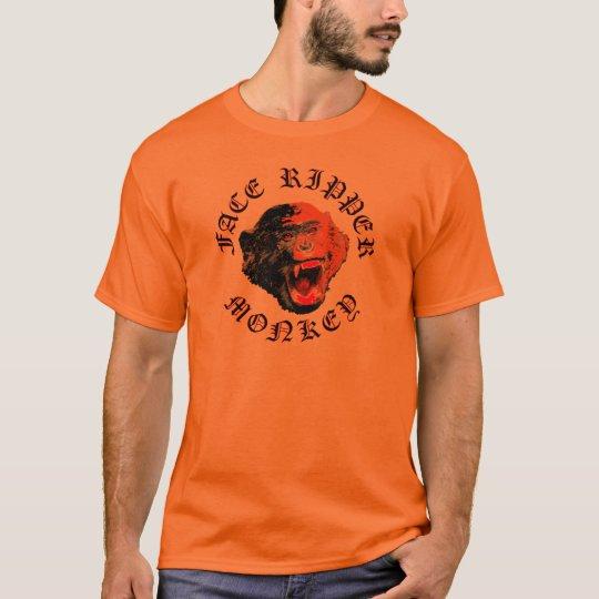 """Face Ripper Monkey """"Gangsta"""" T-Shirt"""