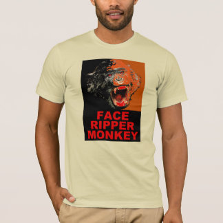 "Face Ripper Monkey: ""Hope"" T-Shirt"