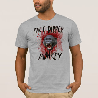 Face Ripper Monkey T-Shirt