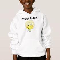 Face Team Bride Hoodie