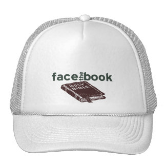 Face The Book Hats