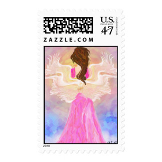 Face The Sun Angel Postage