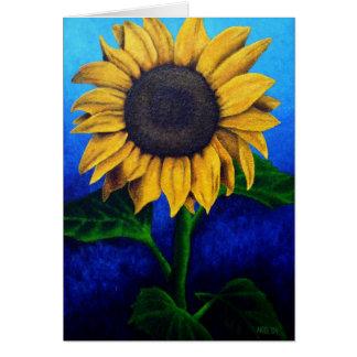 Face the Sun Card