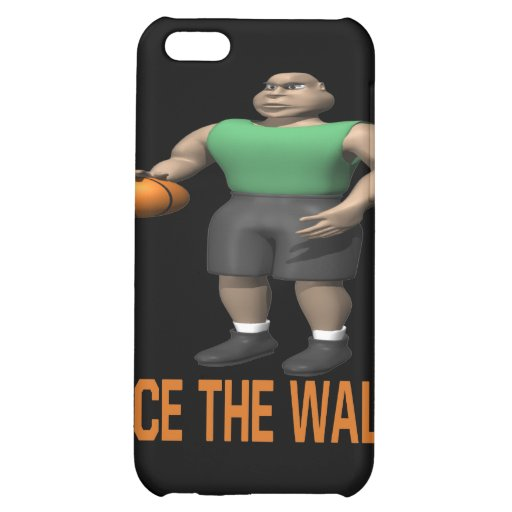 Face The Wall iPhone 5C Cases