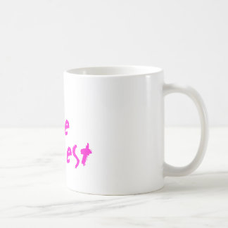 Face The West Mug White/Pink