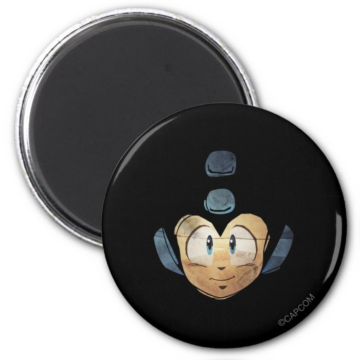 Face Time 2 Inch Round Magnet