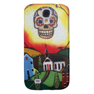 Face To Face, By Lori Everett Galaxy S4 Case