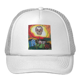 Face To Face, By Lori Everett Trucker Hat