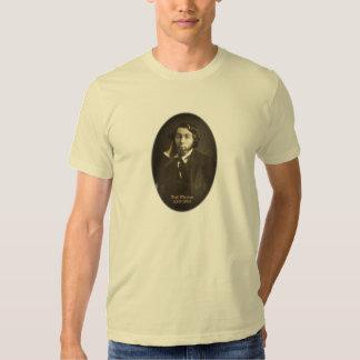 ❝Face toward the sunshine❞ Walt Whitman Quote T-shirt