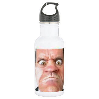 Face Water Bottle