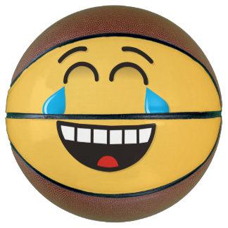 Face With Tears of Joy Basketball