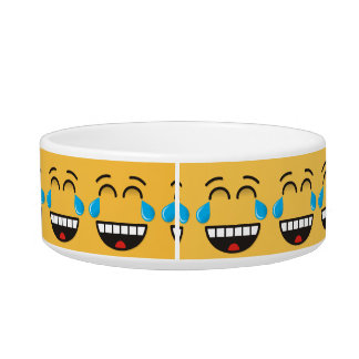 Face With Tears of Joy Bowl