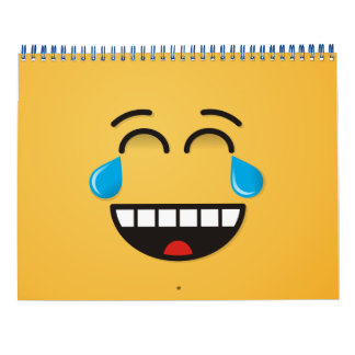 Face With Tears of Joy Calendar