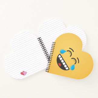 Face With Tears of Joy Notebook