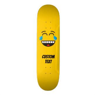 Face With Tears of Joy Skateboard
