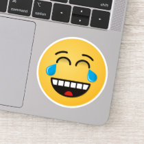 Face With Tears of Joy Sticker