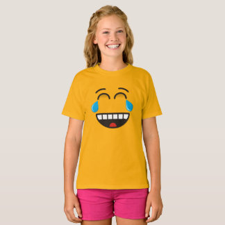 Face With Tears of Joy T-Shirt