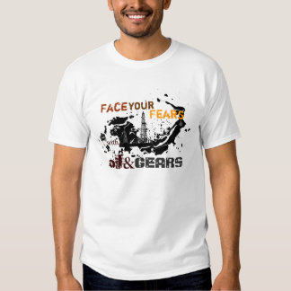 Face Your Fears T Shirt