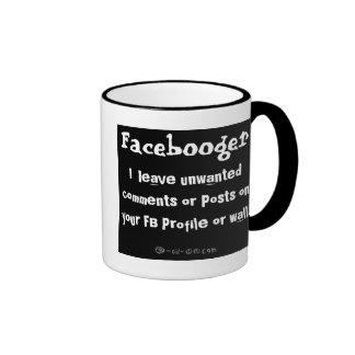 Facebooger B x W Mug