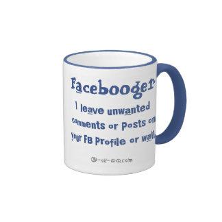 Facebooger Collector Mug