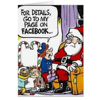 For details go to my page on Facebook - Hilarious, Funny Christmas Card