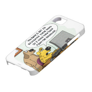 Facebook for Dogs iPhone 5 Case