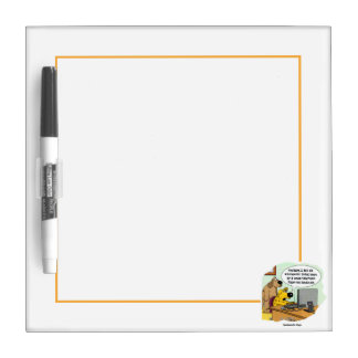 Facebook for Dogs Dry Erase Boards