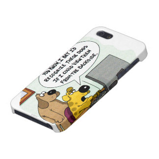 Facebook for Dogs Cases For iPhone 5