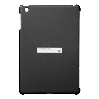 Facebook Friends and Pizza iPad Mini Covers