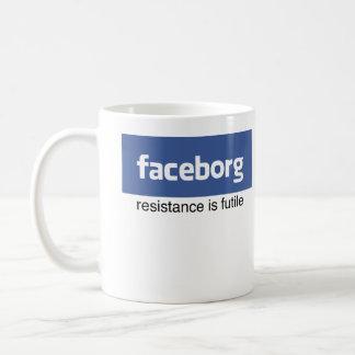 facebook la taza del borg