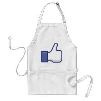 facebook_like_buton delantal