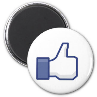 Facebook Like Button Magnets
