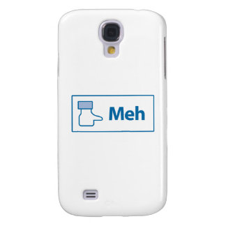 Facebook Meh Samsung Galaxy S4 Covers