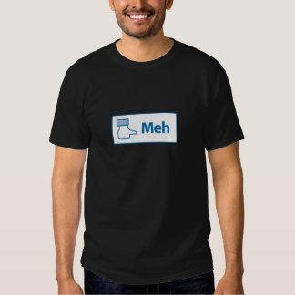 Facebook Meh Tee Shirt