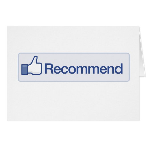 how to add a recommend button on facebook