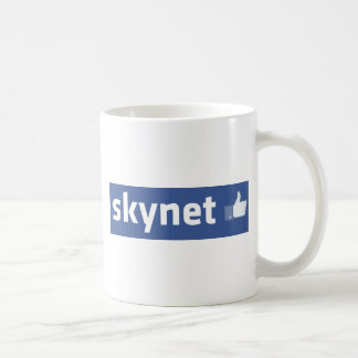 Facebook - Skynet Coffee Mug