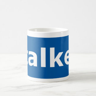 facebook stalker coffee mug