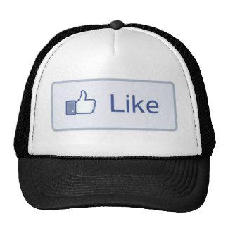 Facebook tiene gusto gorro de camionero