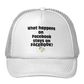 Facebook Trucker Hat