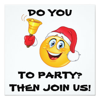 FACEBOOK/TWITTER/TEXTER'S PARTY INVITATION
