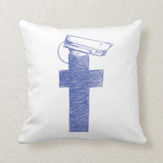 Facebook Watchman pillow