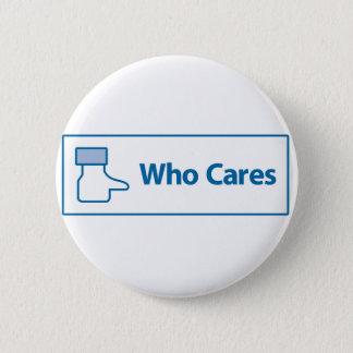 Facebook Who Cares Button