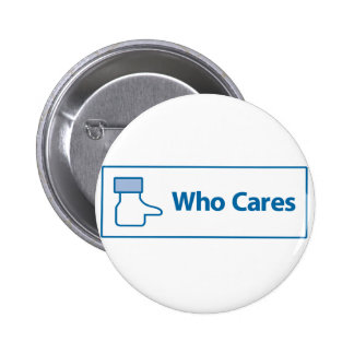 Facebook Who Cares Pins