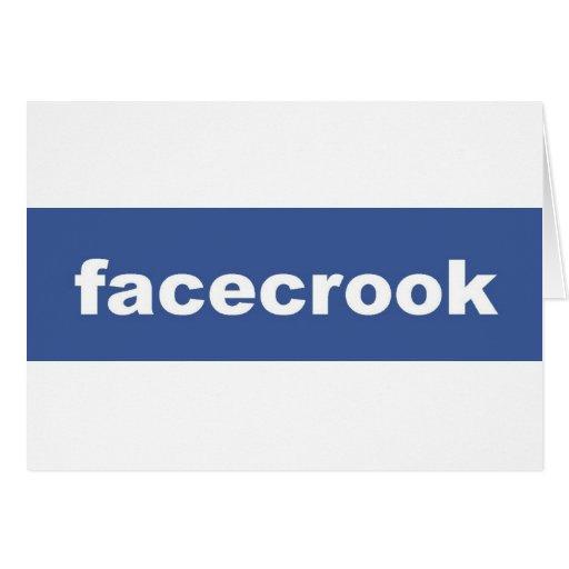 facecrook card
