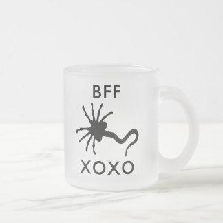 Facehugger - mejores amigos para siempre (BFF) Tazas